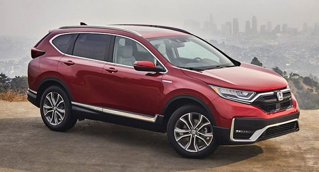 Honda's 2020 CR-V maintains strong tradition