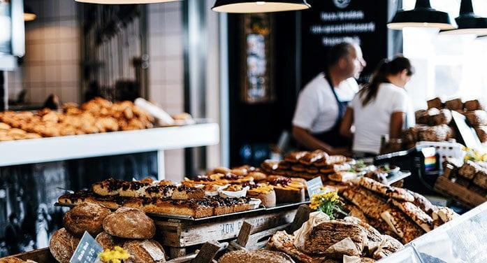 bakery market groceries independents food