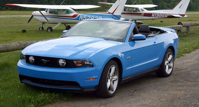 Buying used: 2011 Mustang convertible offers top-down fun