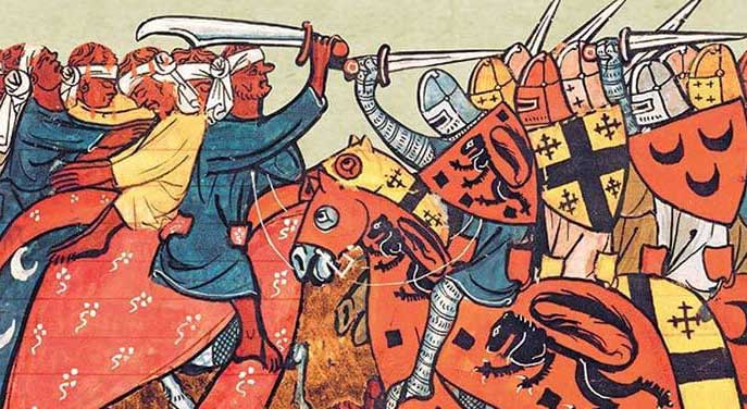 What we get wrong about the Islamic empire and crusader armies