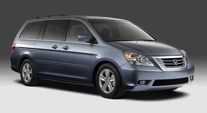Buying used: 2010 Honda Odyssey holding its value