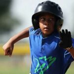 kids sports baseball children