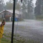 rain storm weather hurricane larry